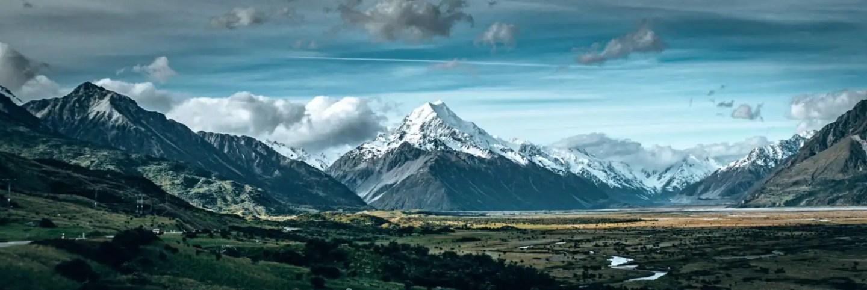 Landmarks in New Zealand