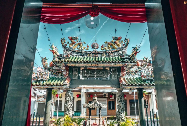 Penang Temple
