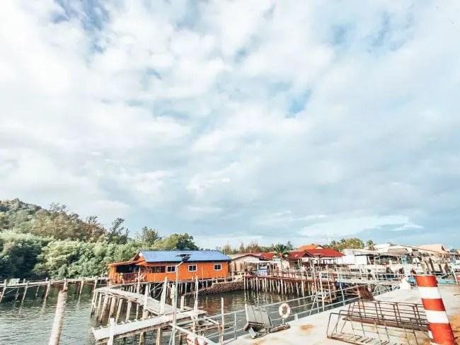 Koh Lanta port