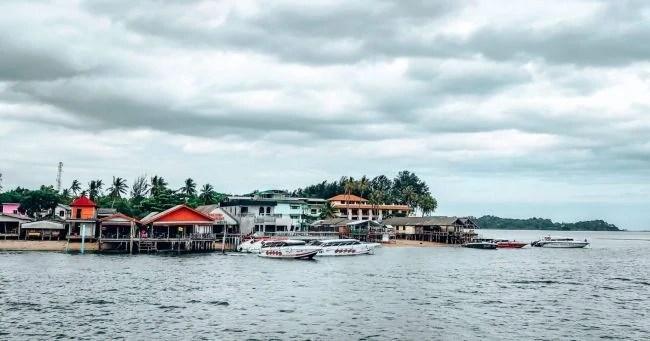 Koh Lanta to Koh Lipe Ferry Satun Pakbara speedboats