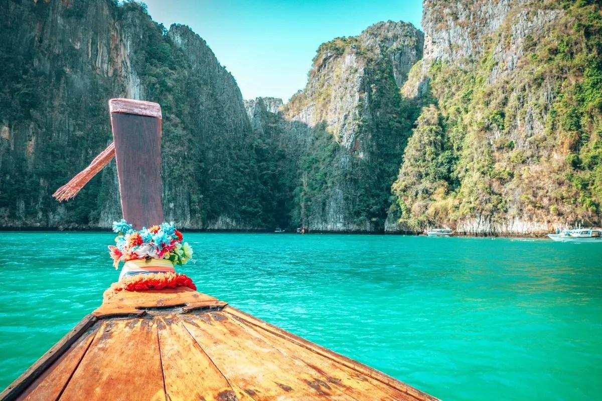 Pileh Bay, Koh Phi Phi
