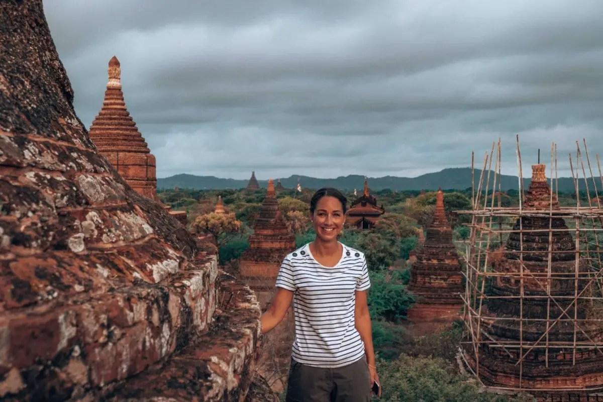 Bagan Travel Guide - Secret Temple