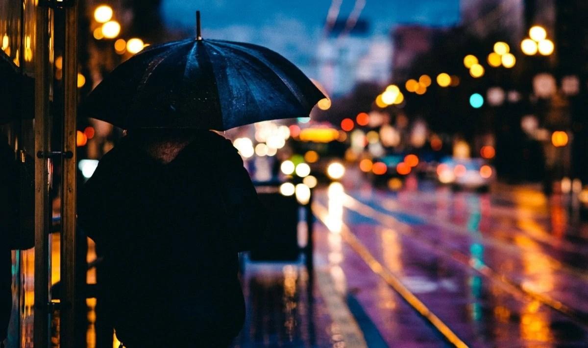 Monsoon in Yangon