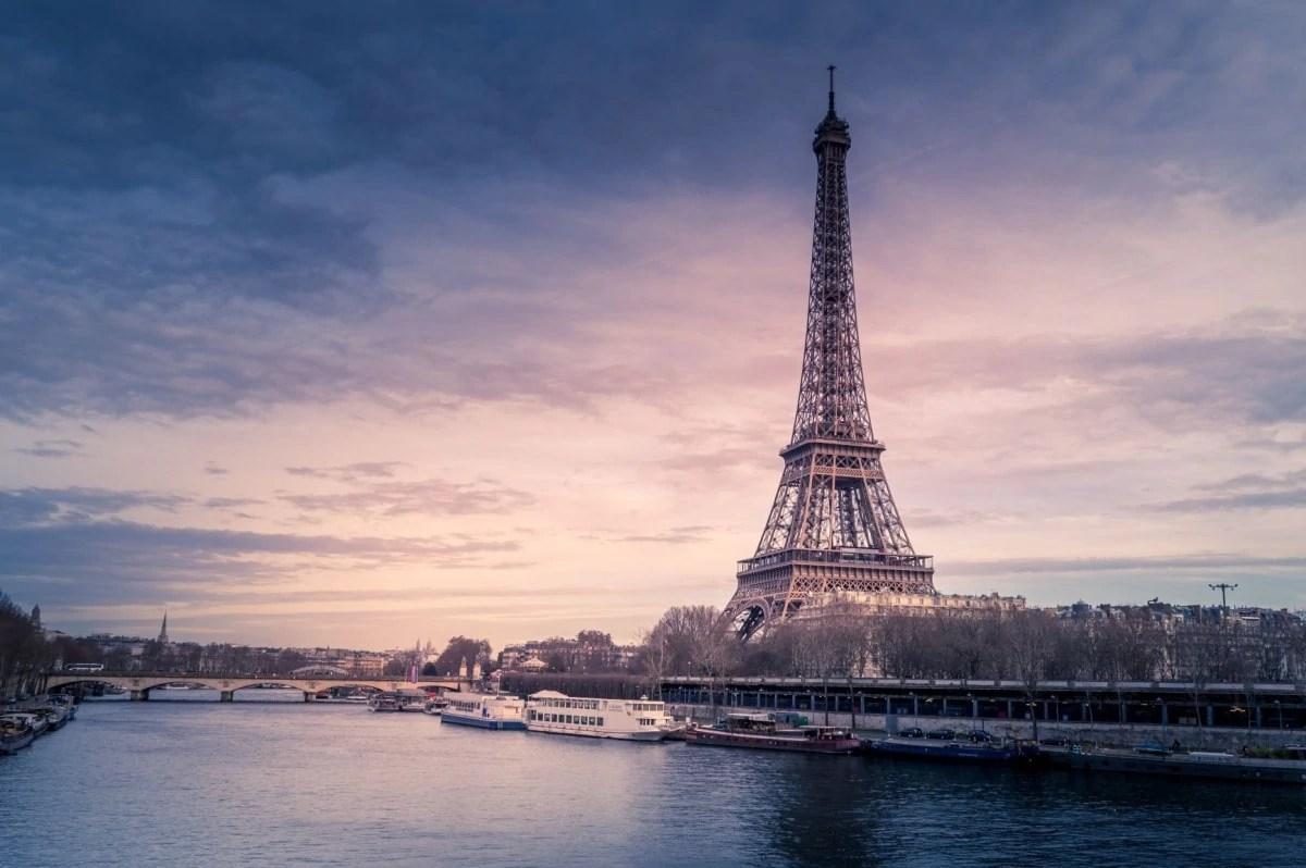 Books about Wanderlust - Paris France