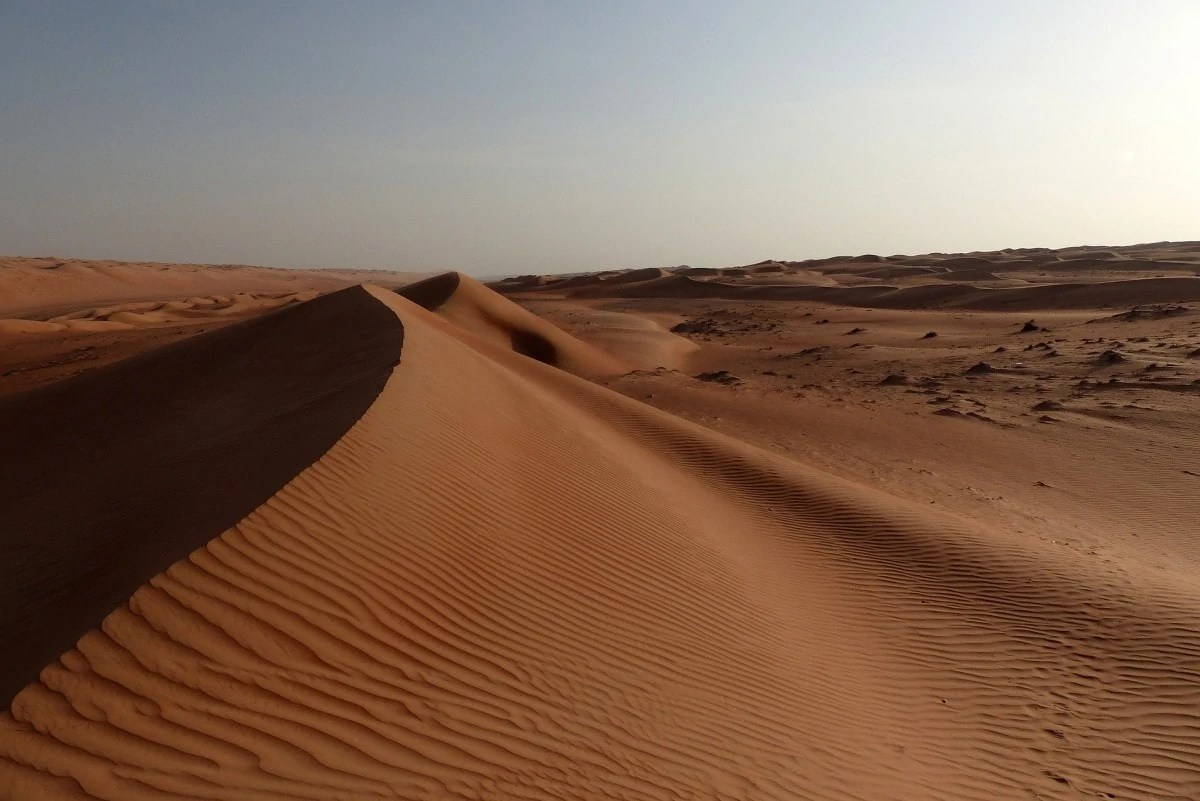 Books about wanderlust - Oman UAE