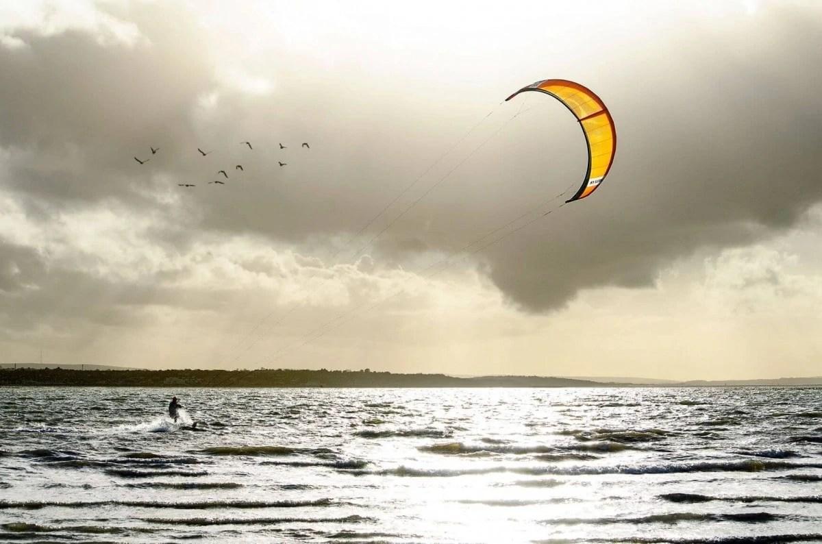 Go Kitesurfing in Kalpitiya Sri Lanka
