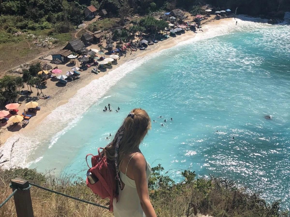 Bali hidden places - Atuh Beach