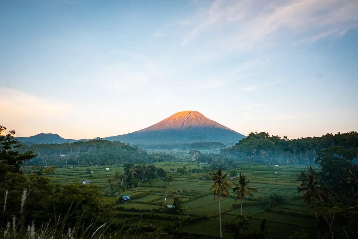 Hidden places in Bali - Bukit Cinta Pangi