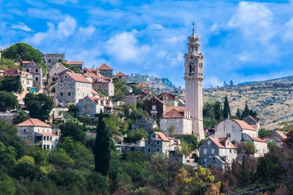 Day trips from Split - island of Brac