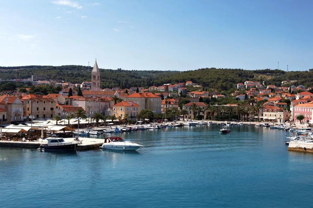 Split itinerary 2 days - a trip to Hvar