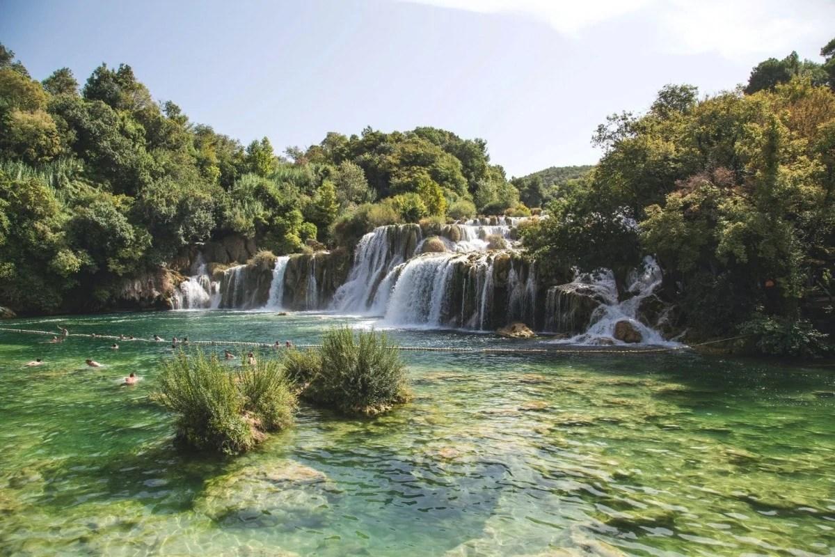 One day trip from Split - Krka National Park