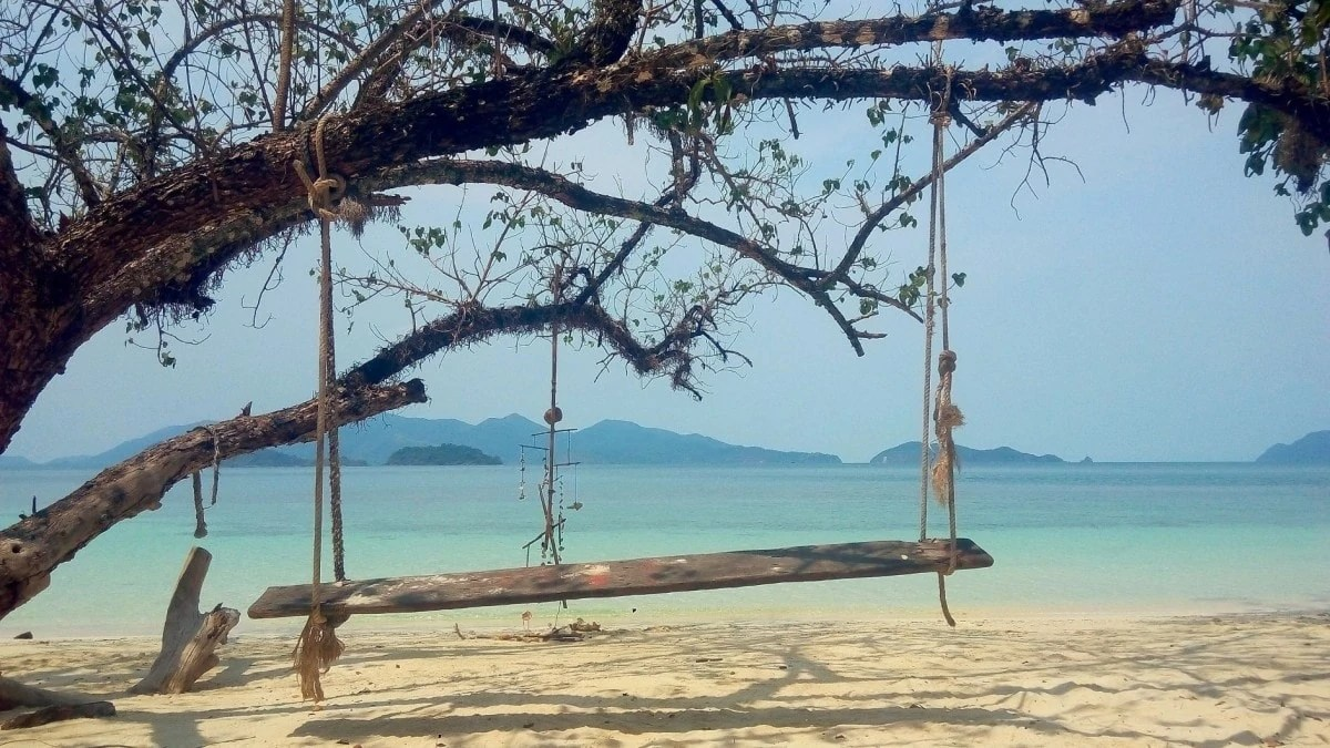 Off the beaten track thailand - Koh Wai