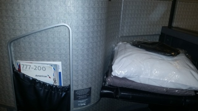 american airlines first class review 777-200 tokyo to chicago