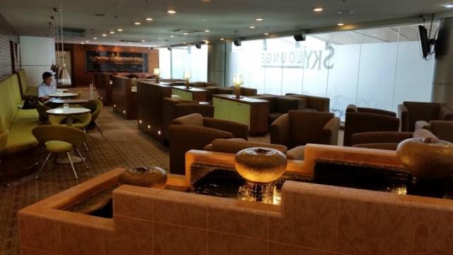 bandar seri airport lounge