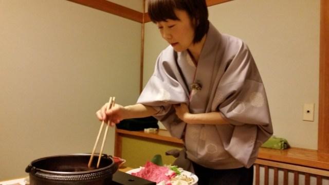 Jinpyokaku Ryokan Kaiseki
