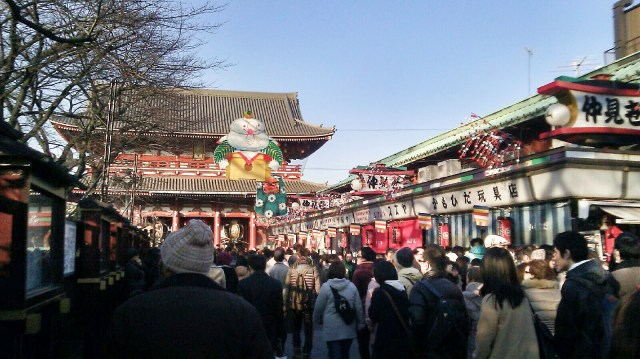 sensoji temple should be on any tokyo 3 day itinerary