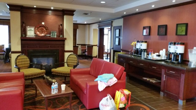 hampton inn mississauga west