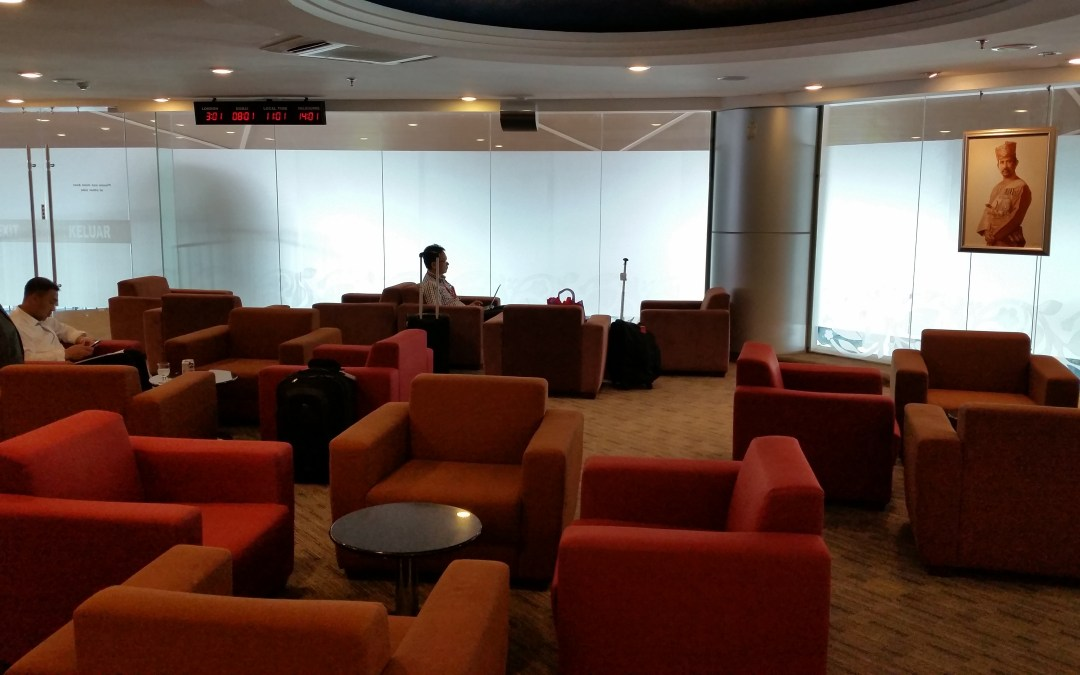 Review: Royal Brunei Airlines Sky Lounge – Brunei International Airport