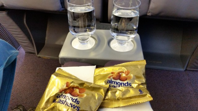 singapore airliness business class