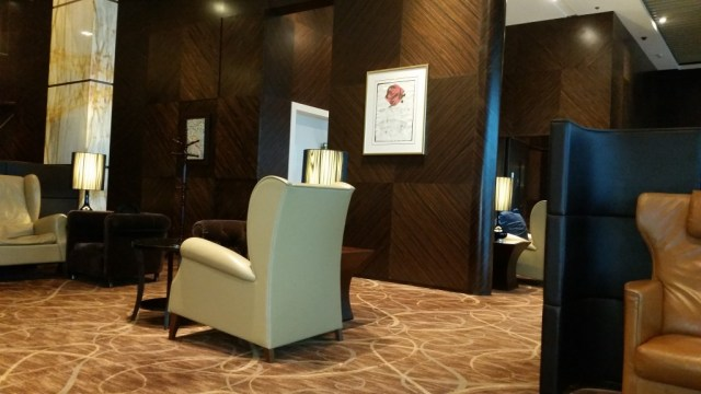 singapore airlines private room reviews