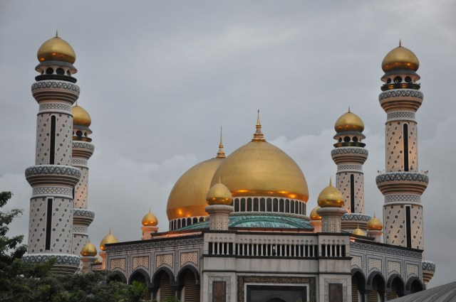 Bandar Seri Begawan Brunei things to do Jame' Asri Sultan Hassanal Bolkiah