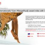 1,000 Bonus United Miles for Using Visa and Passport Provider