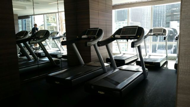 park hyatt new york review fitness center