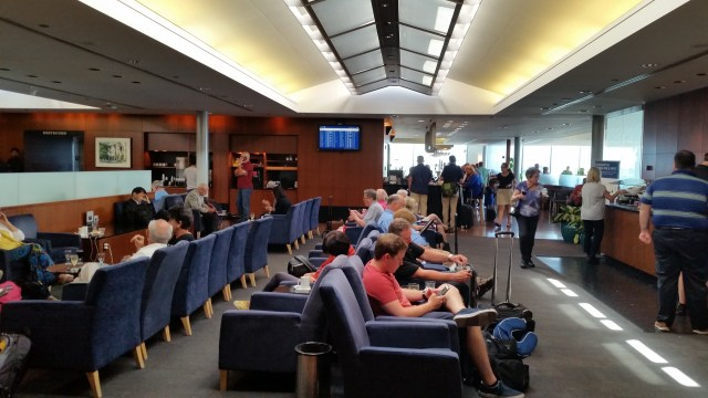 united club ohare c16