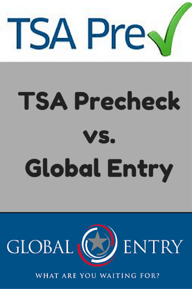 Tsa Precheck Vs Global Entry Which One Is Best For You