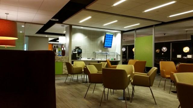 escape lounge msp review
