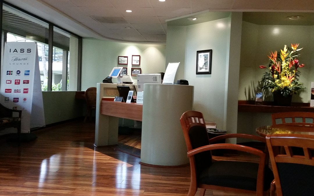 Review: IASS Hawaii Lounge, a Priority Pass Lounge