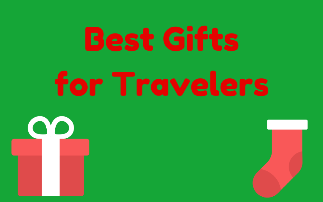 51 best gifts for travelers this year the travel sisters for Good gifts for a traveler