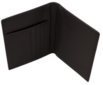 good travel gifts, Leather Passport Holder, Travel Wallet with RFID Blocking