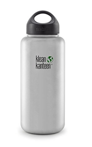 Klean Kanteen water Bottle, travel present ideas