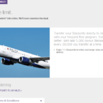 How to Transfer SPG Points to Airline Miles