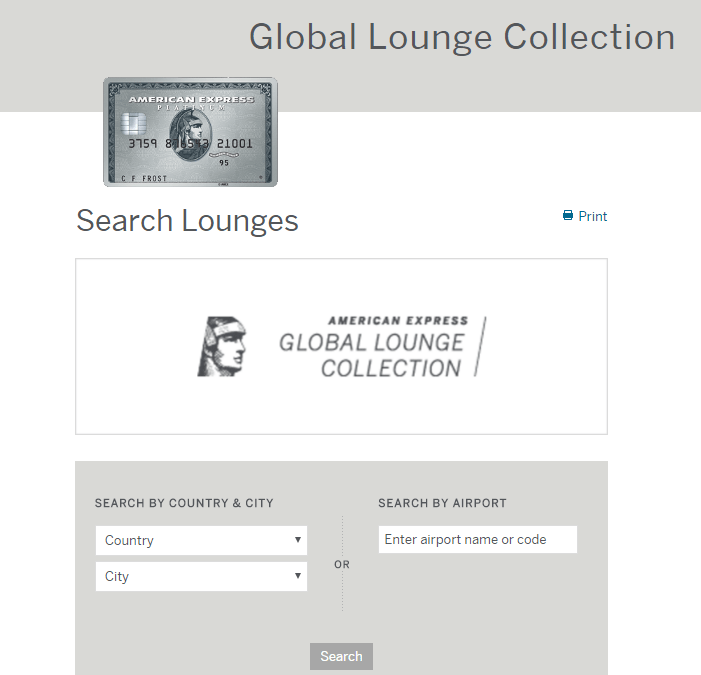 Lounges You Can Access For Free With Your Amex Platinum Card