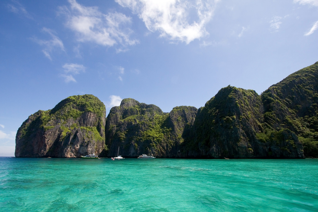 Phi Phi Islands Tour: My Experience