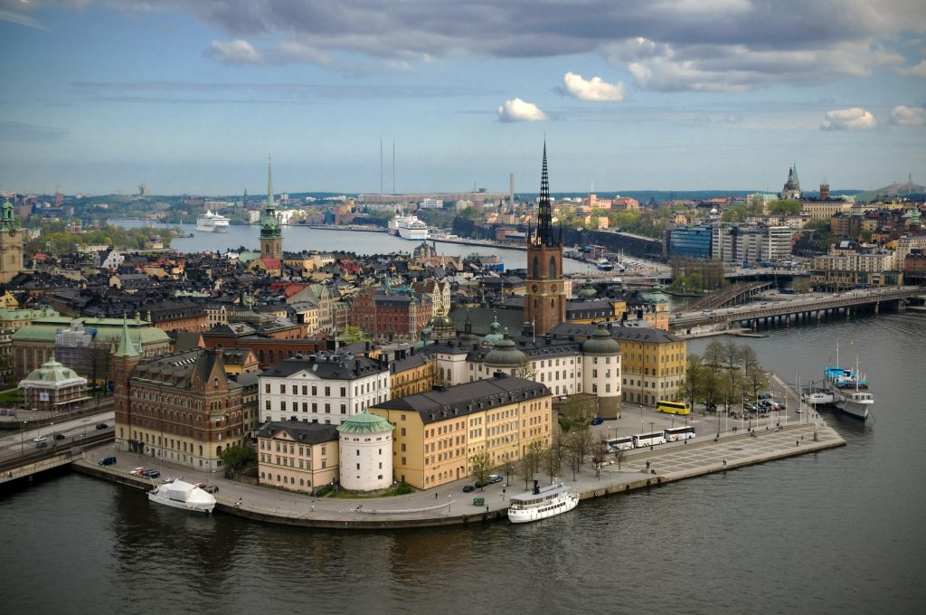Anxiety, Stockholm and Me