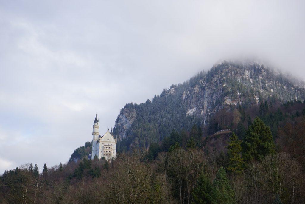 Neuschwanstein from Munich