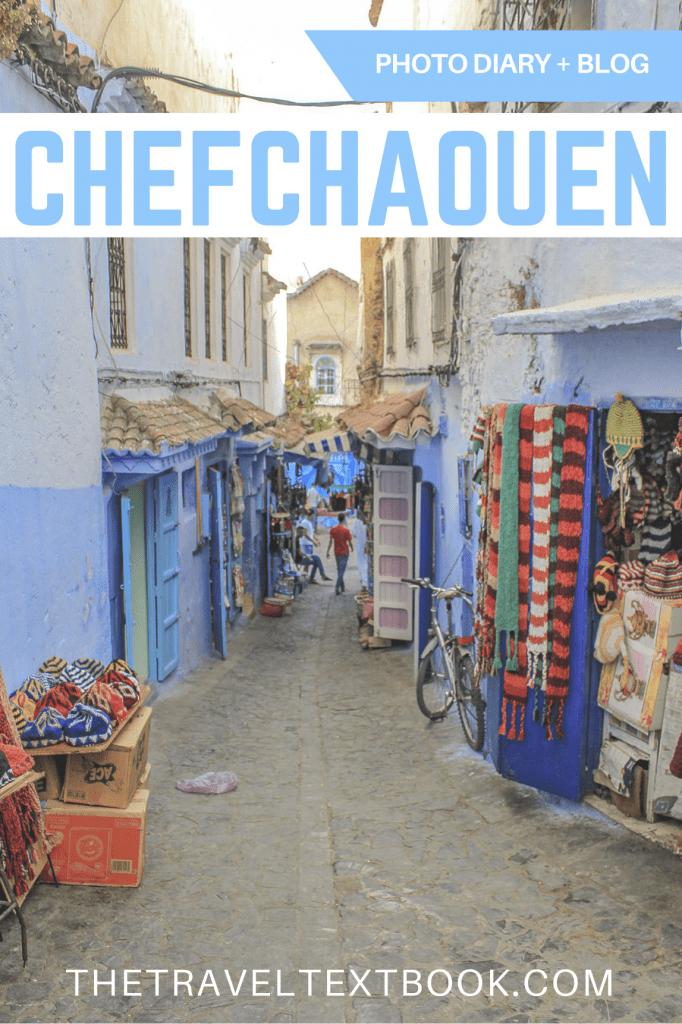 Chefchaouen Pinterest