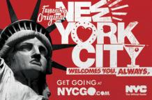 NYC & Company campaign