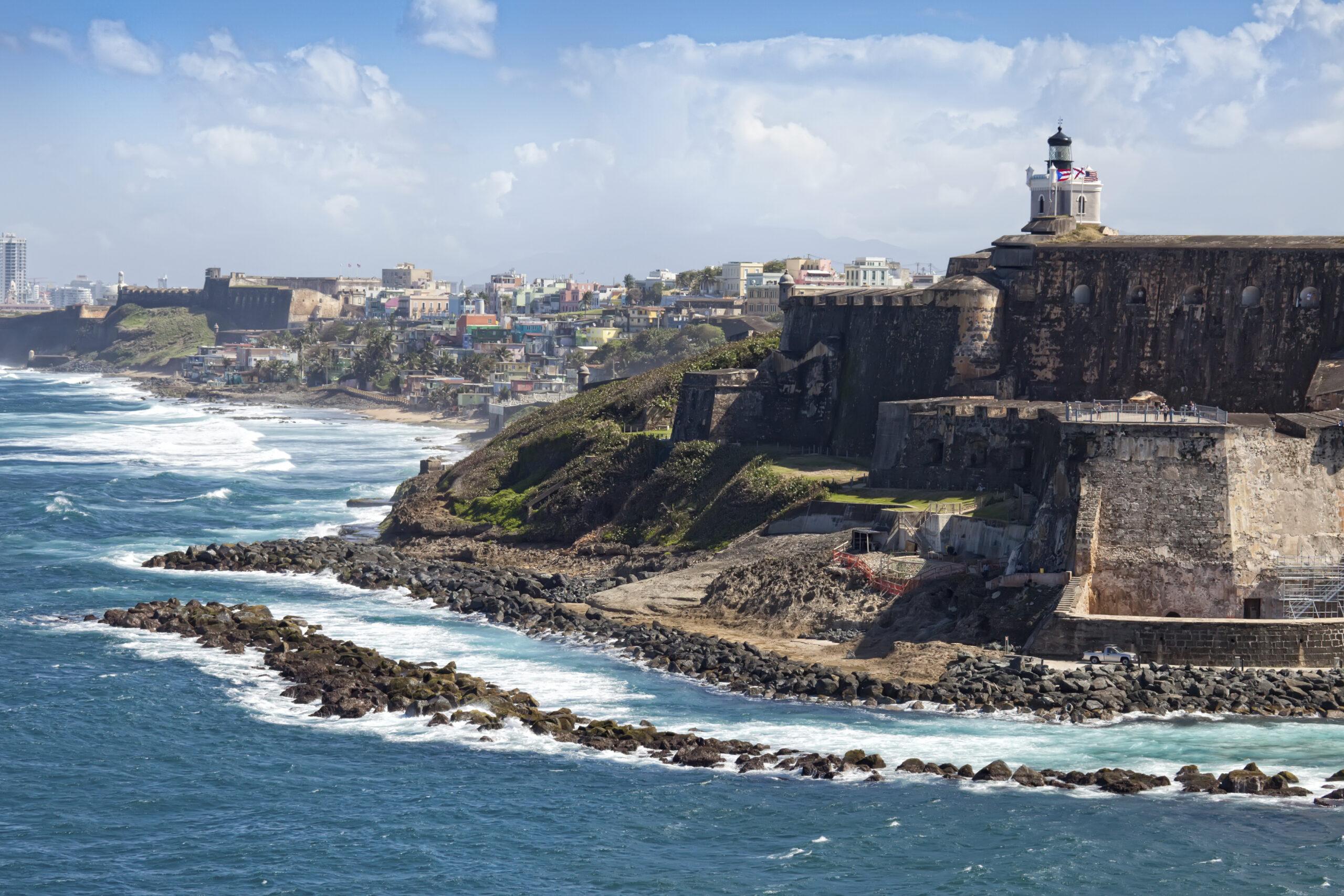 El Morro Credit Discover Puerto Rico