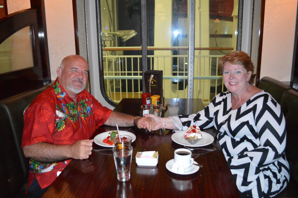 O'Sheehan's Bar & Grill on Norwegian Getaway