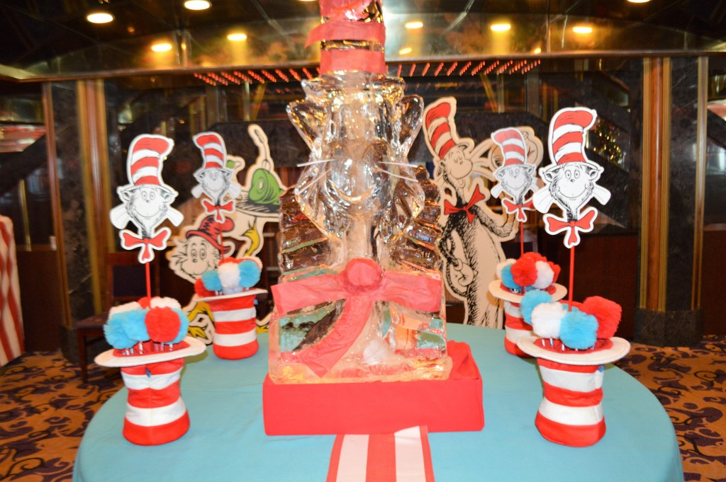 Seuss on Carnival Fantasy