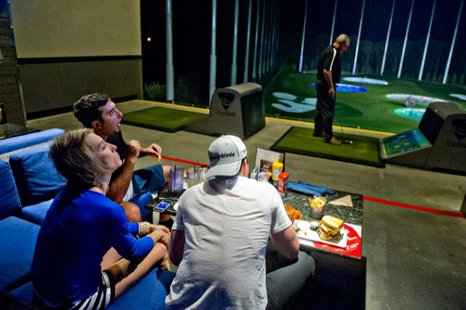Alpharetta Top Golf