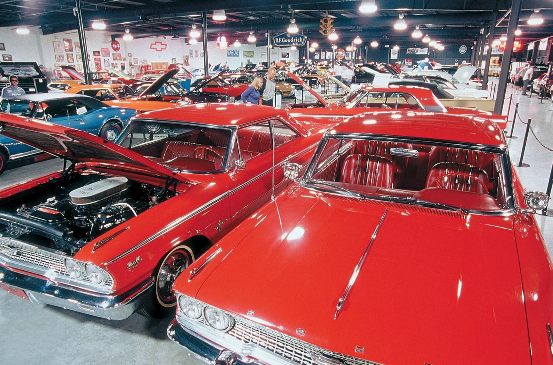 Floyd Garrett's Muscle Cars Sevierville