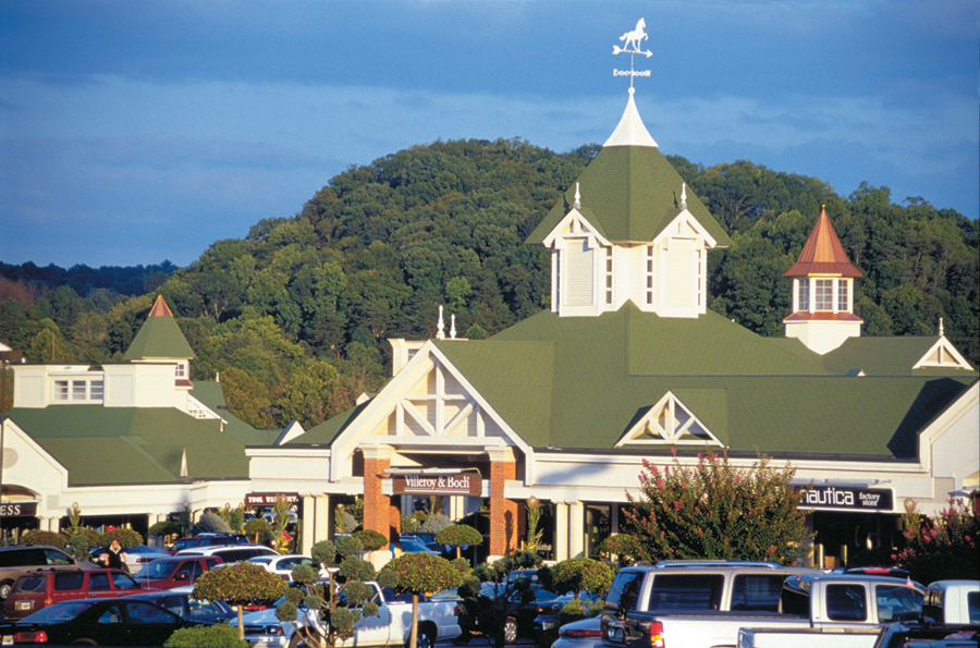 Tanger Five Oaks - things to do in Sevierville