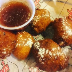 Apple Barn Fritters - Sevierville