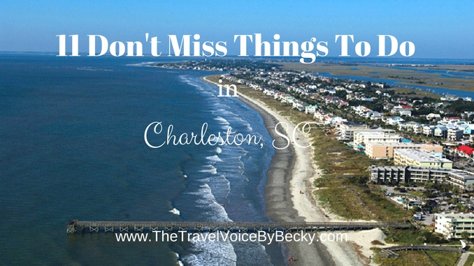 Things to do in Charleston, SC