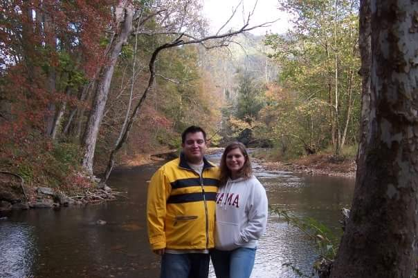 John and Ashley Martell Sevierville Honeymoon